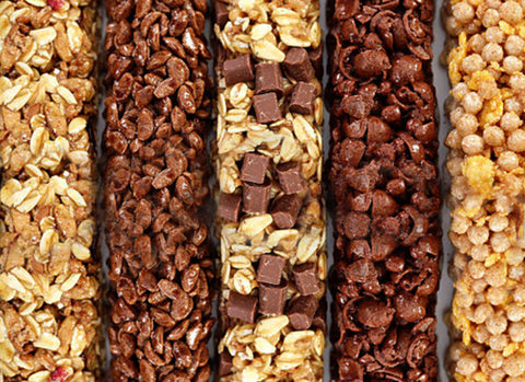 Protein Bars keep you fuller for longer and rich in protein
