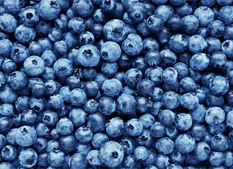 Blueberries is a super-food fruit low in sugar content & a healthy addition to your pre-workout routine