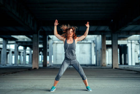 Jumping Jacks Cardio Workout