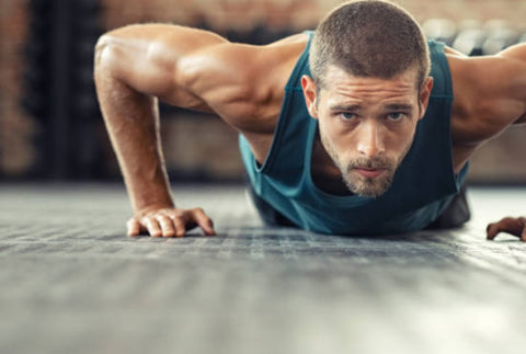 Burpees Cardio Workout