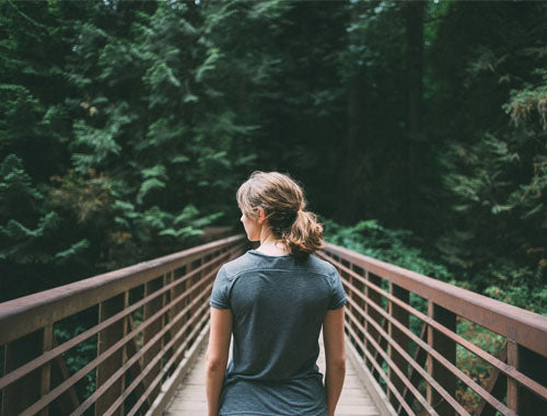 Go for a walk to feel more energetic all day