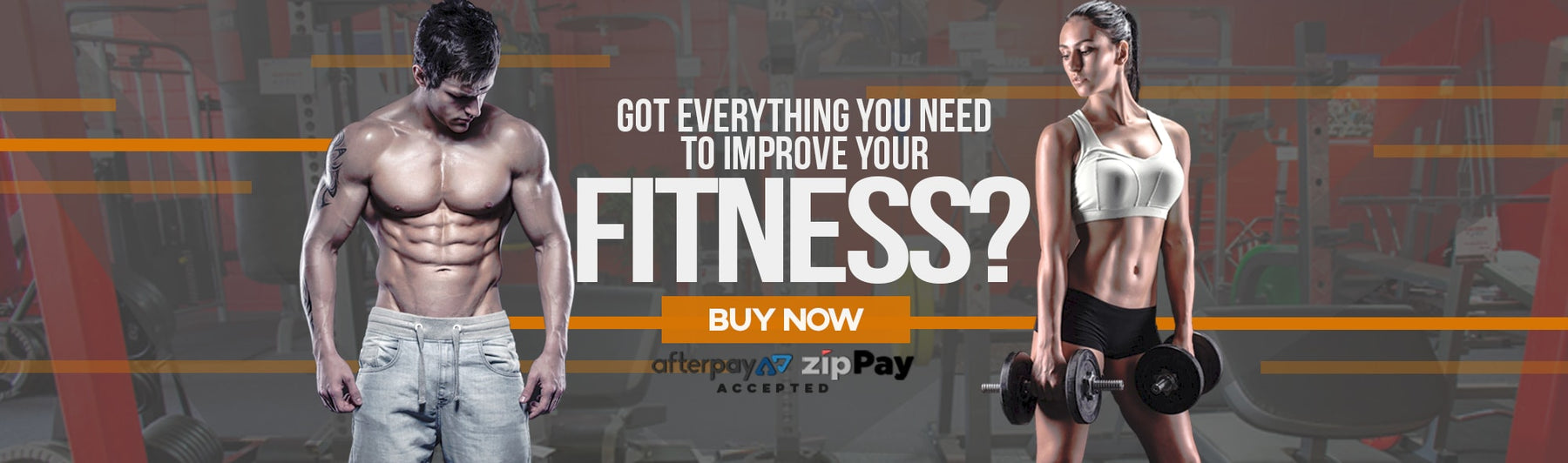 Gym & Fitness - Save up to 50% Off On New Gym Equipment