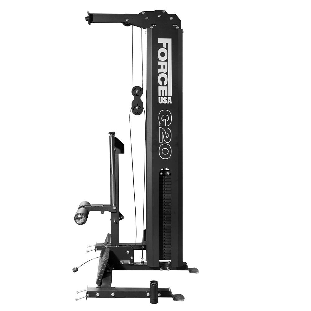 Force USA G20 All-In-One Trainer - Lat Row Station Upgrade