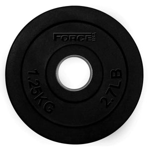 Force USA Rubber Coated 29mm Standard Weight Plates 1.25kg