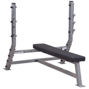 Body Solid Flat Olympic Bench