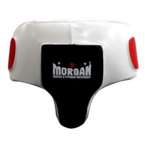 Morgan V2 Professional Leather Gel Abdo Guard