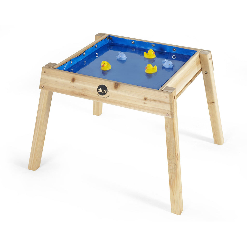 Plum® Build and Splash Wooden Sand and Water Table