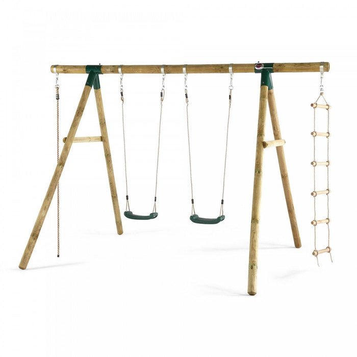 Plum Gibbon Swing Set