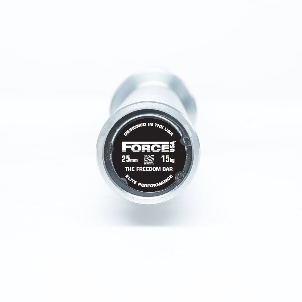 Force USA - The Freedom Barbell 15KG