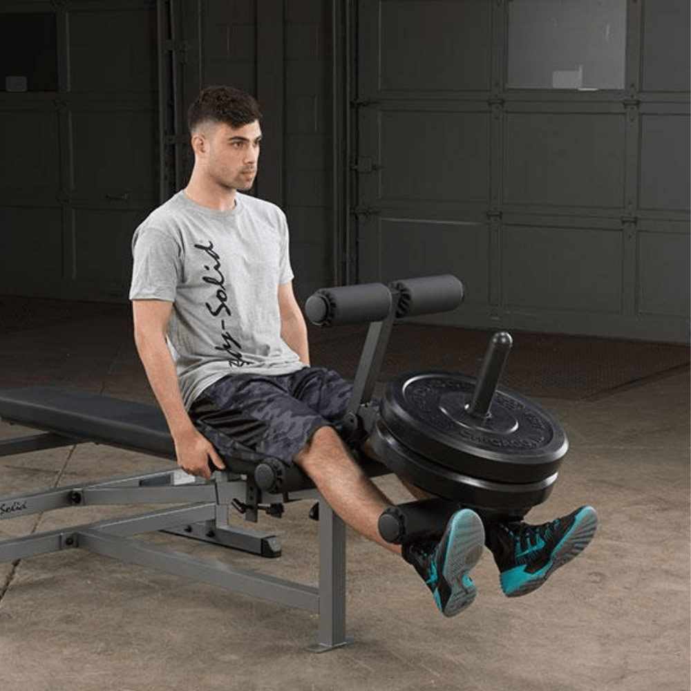 Body Solid GDIB46L Bench Press