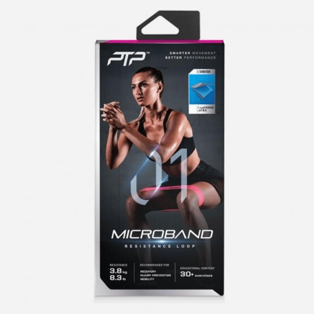 PTPFit Microband Ultra Light (Pink)