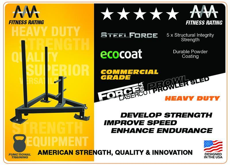 Force USA Prowler - Commercial Lasercut