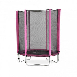 Plum 4.5ft Junior Trampoline Pink