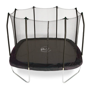 Plum® 11ft Square Spring Safe® Trampoline