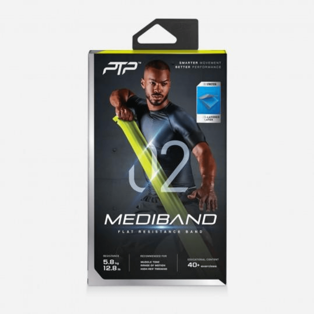 PTPFit Mediband Light (Lime)