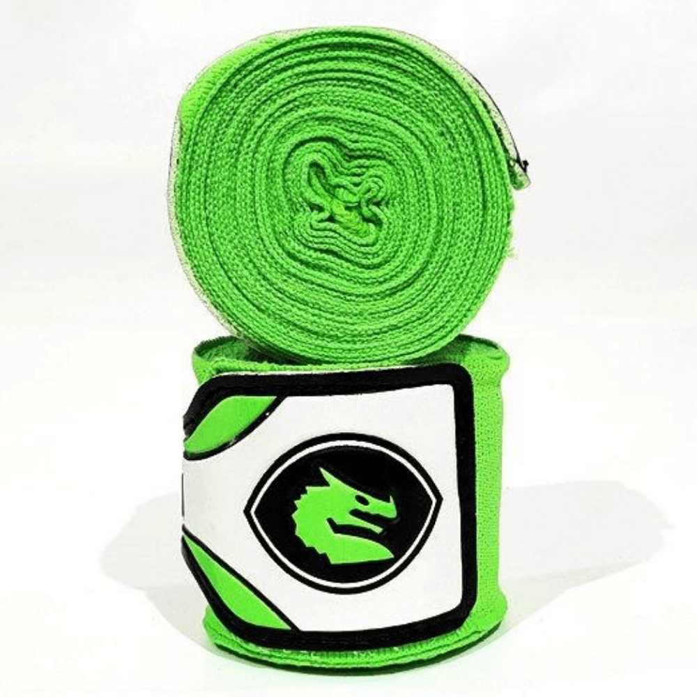 Morgan Mexico Elastic Boxing Hand Wraps - 180inch- 4m long (PAIR)
