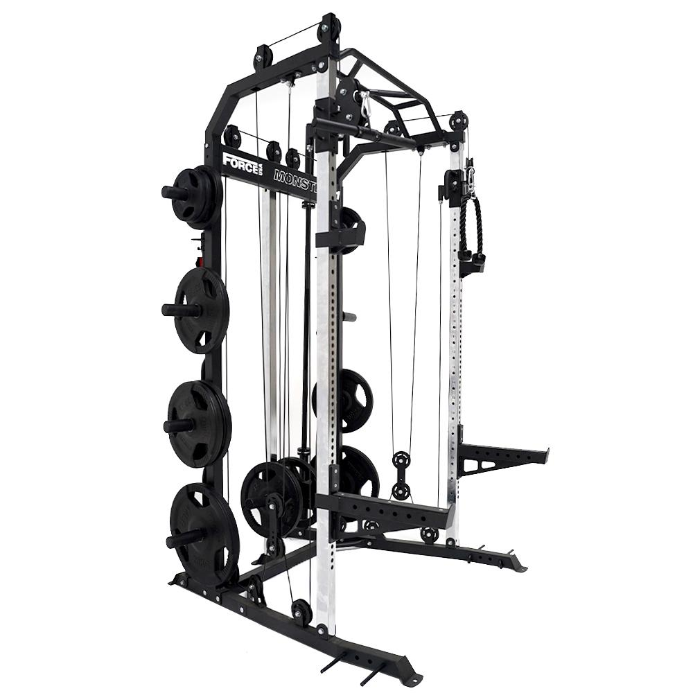 Force USA G1™ All-In-One Trainer Garage Gym Multi Gym Package