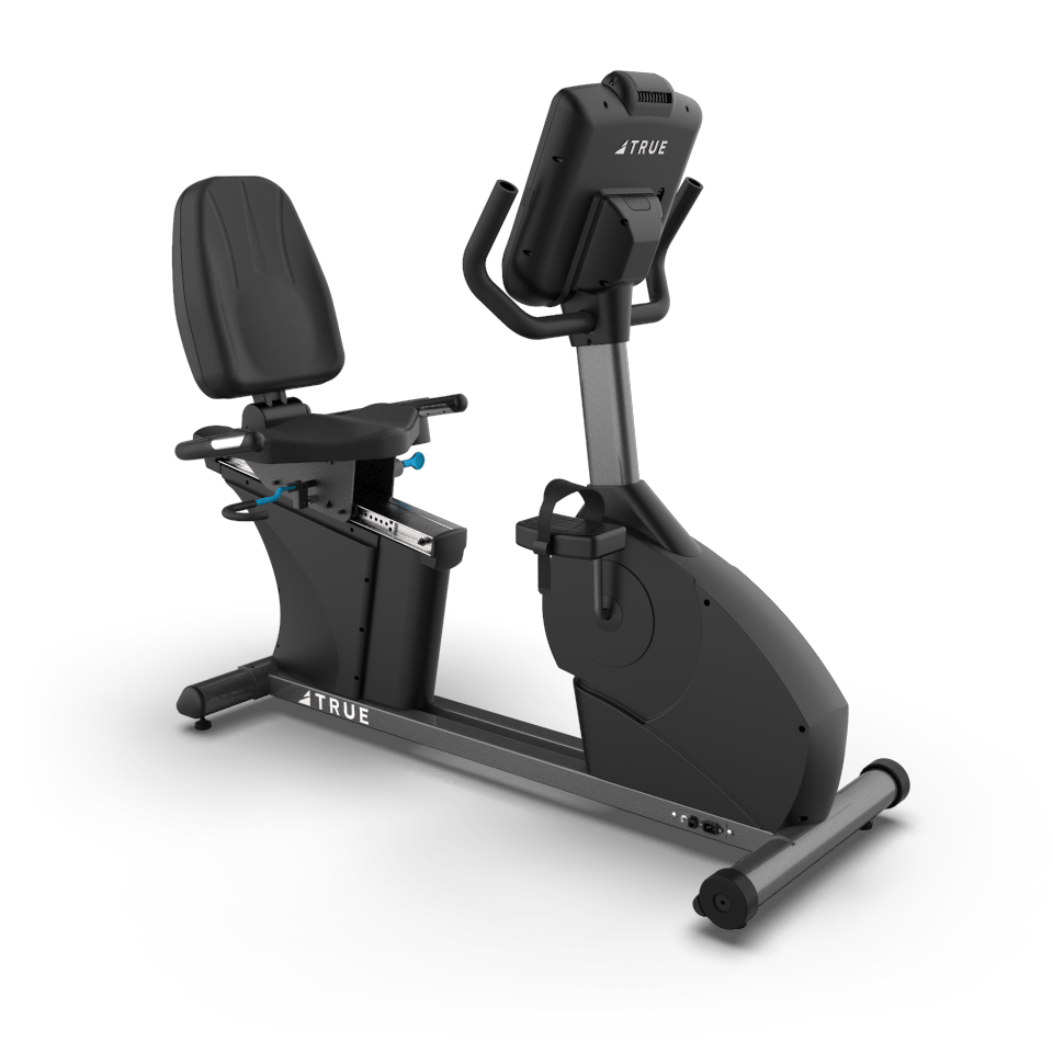 TRUE Fitness 400 Recumbent