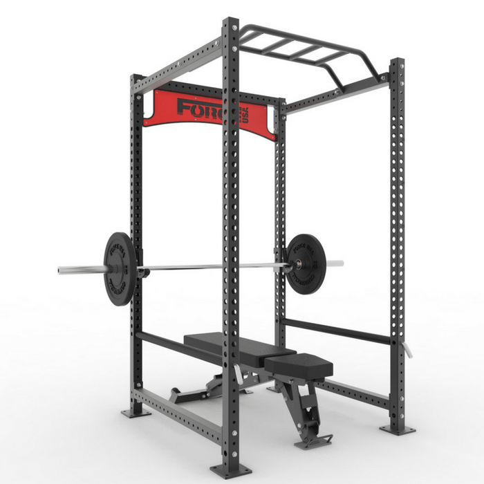 Force USA Functional 4FT Power Rack Package 3
