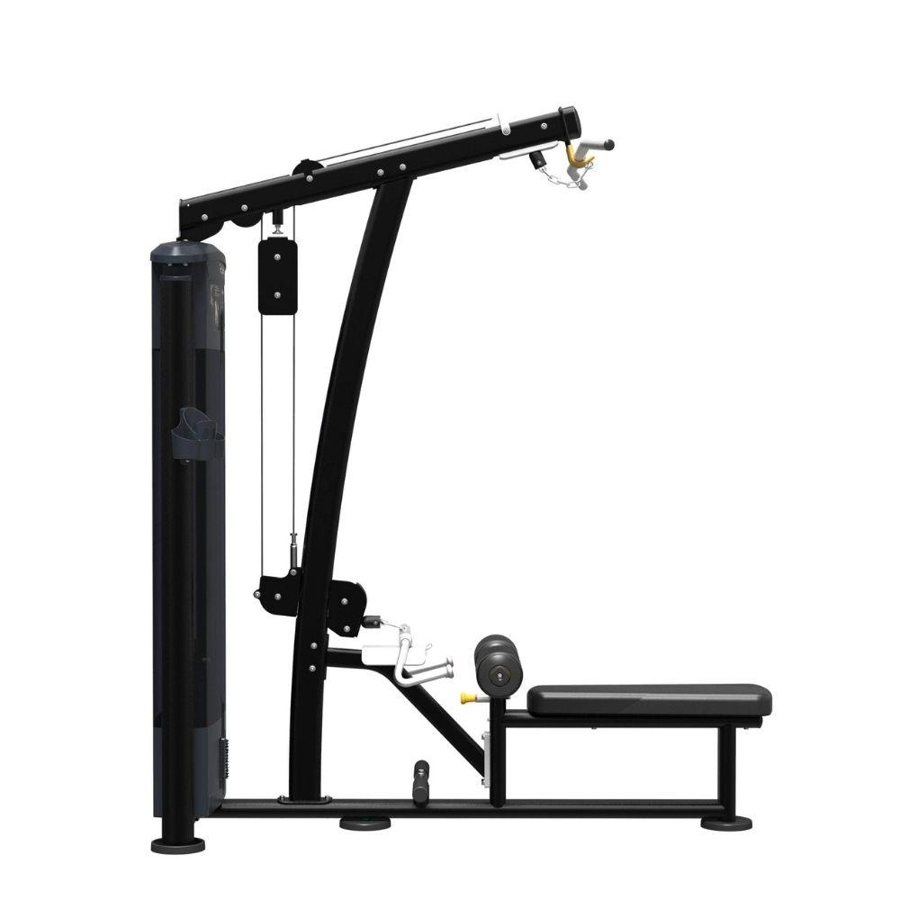 Impulse Lat Pulldown Seated Row 200lb Stack