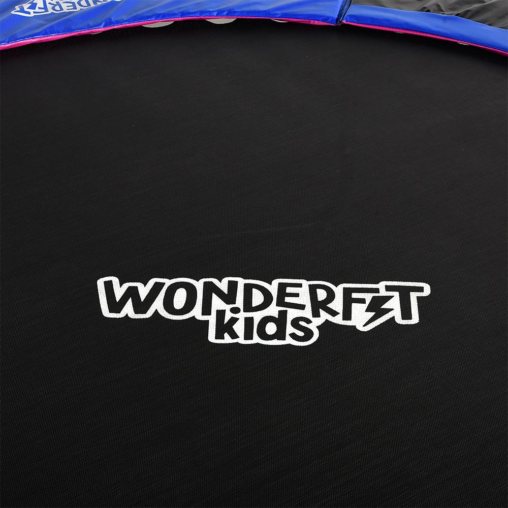 WonderFit Kids 10ft Trampoline