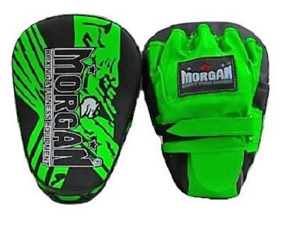 MORGAN BKK READY FOCUS PADS (PAIR)