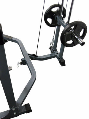 Brawn Strength Lat Pull / Low Pulley Attachment for BS-PC