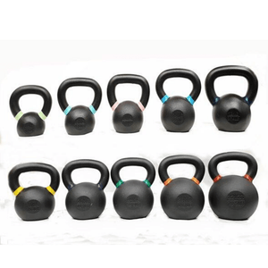 Morgan Cast Iron Kettlebells
