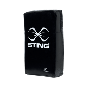 Sting HD Curved Shield - Black