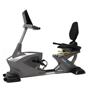 Freeform Cardio RB2000 Commercial Self Generating Recumbent Bike
