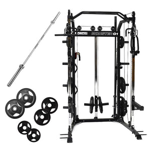 Force USA G1 All-In-One Trainer Essential Multi Gym Package