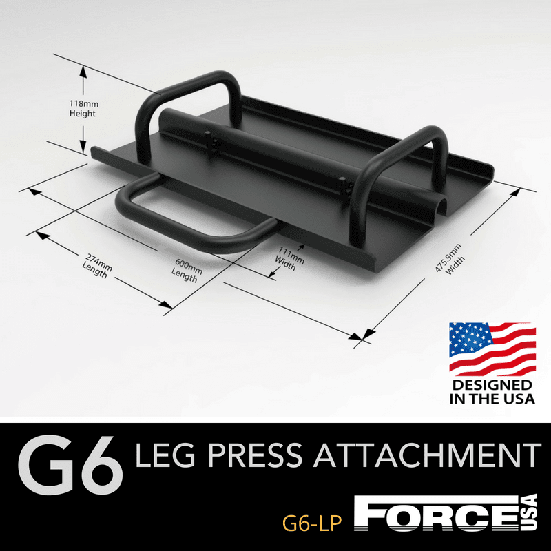 Force USA G6 All-In-One Trainer - Leg Press Attachment