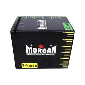 Morgan 3 in 1 Cross Functional Fitness High Density Foam Box V2