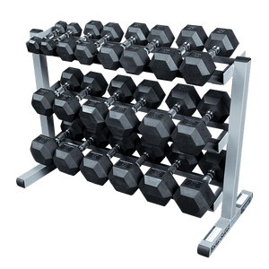 Body-Solid GDR363 Pro Dumbell Rack