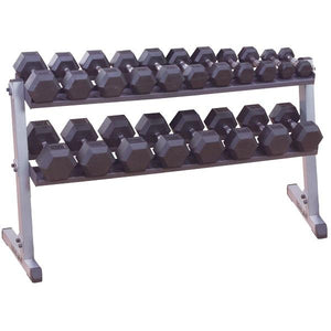 Body-Solid GDR60 Pro Dumbell Rack