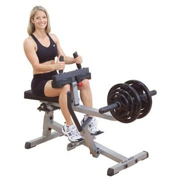 Body Solid Freeweight Seated Calf Raise Machine