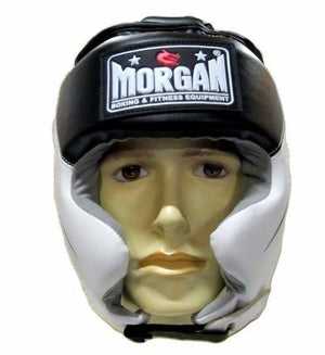 Morgan V2 Full Combat Style Head Guard