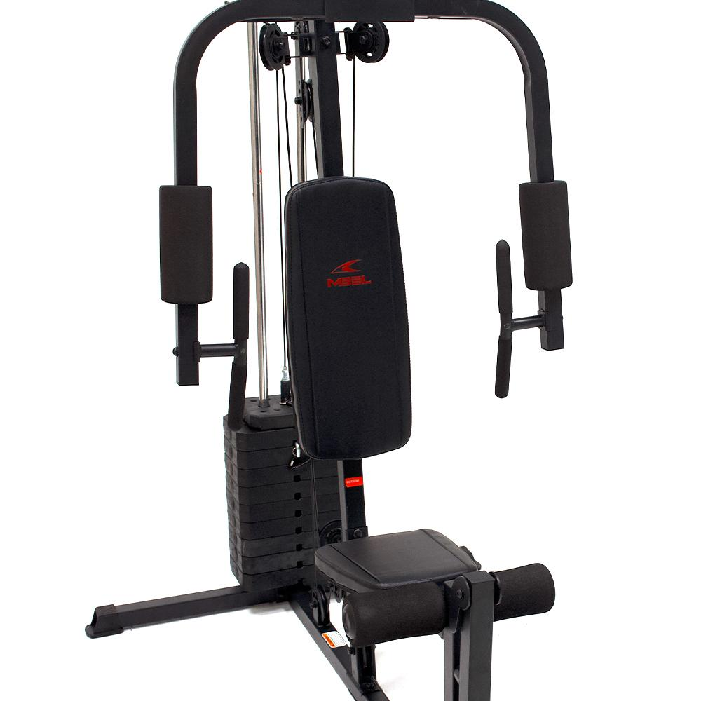 MD2109 100lb Dual Function Home Gym
