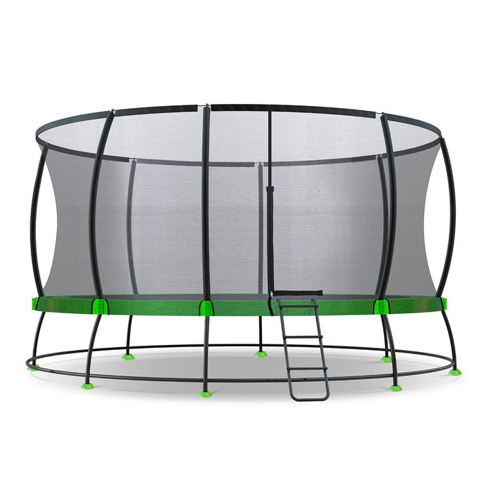 Lifespan Kids HyperJump 2 14ft Springless Trampoline