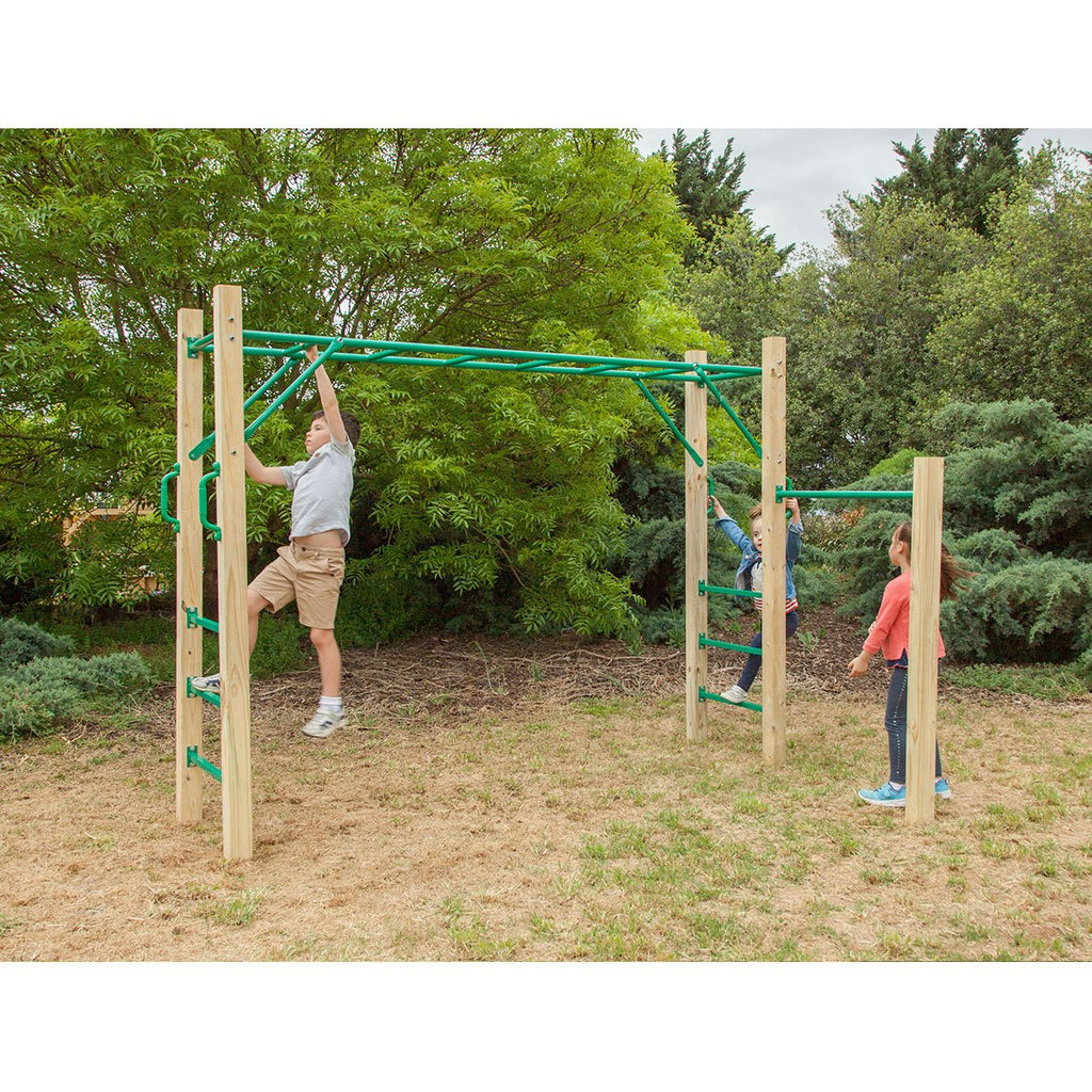 Amazon Monkey Bar Set