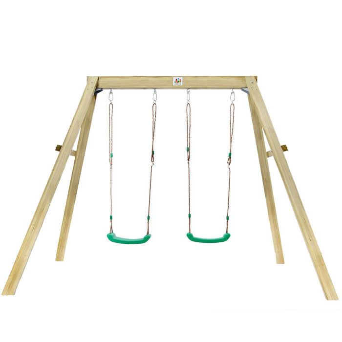 Holt 2-Station Swing Set