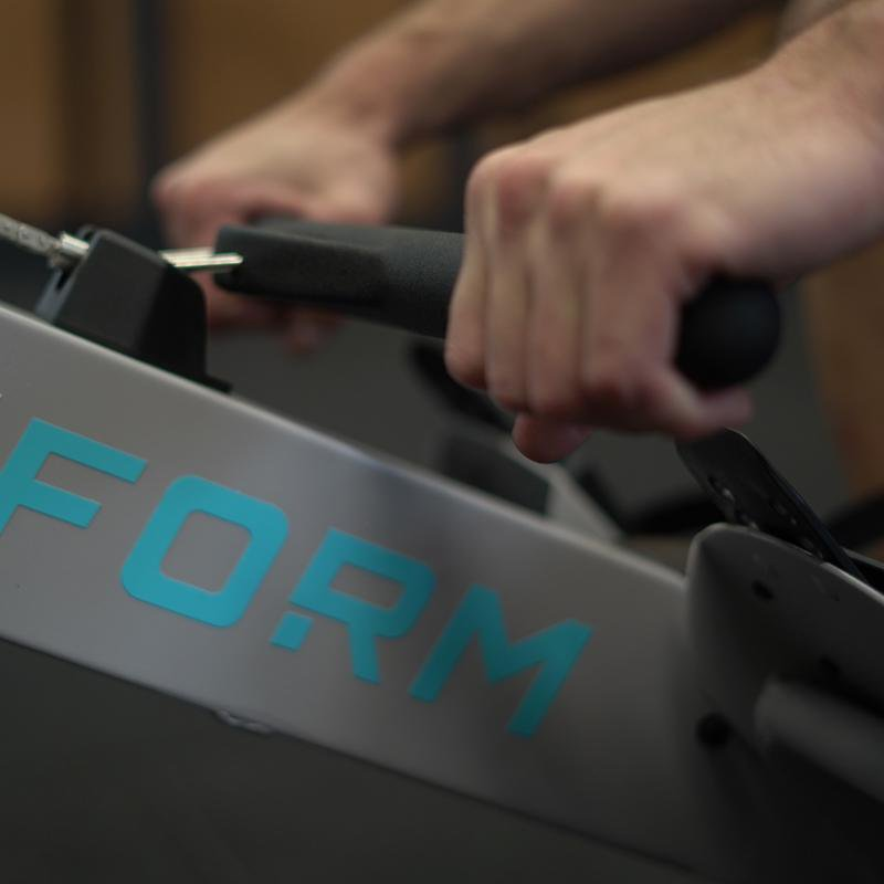 FreeForm R2000 Rowing Machine - White