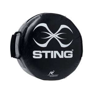 Sting HD Round Shield - Black