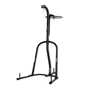 Everlast Heavy Bag and Speed Bag Stand Black