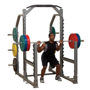 Body Solid Pro Club-Line Multi Rack SMR1000