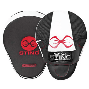 Sting Armaplus SAS Focus Mitts - Black