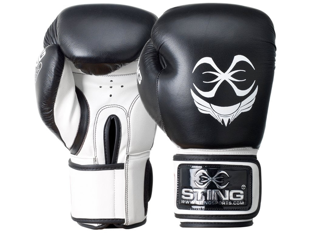 Sting Titan Leather Boxing Gloves