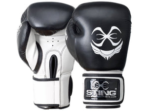 Titan Leather Boxing Gloves