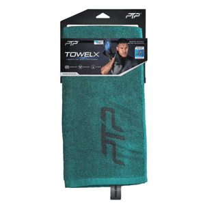 PTPFit Towel X (Teal/Grey) w/ Magnet