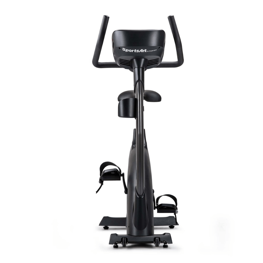 SportsArt Foundation Series Upright Bike - Self-generating, w/HRC (Light Commercial)